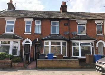 Thumbnail 3 bedroom terraced house to rent in Hampton Road, Ipswich