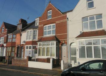 Thumbnail 4 bed terraced house to rent in Barnardo Road, St. Leonards, Exeter