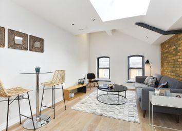 Thumbnail 1 bed flat to rent in Lawn Lane, London