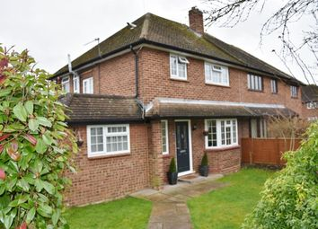 Thumbnail 3 bed semi-detached house for sale in Thorpe Lea Road, Egham