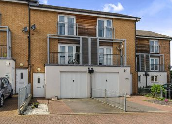 Thumbnail 3 bed terraced house for sale in Hanno Close, Wallington