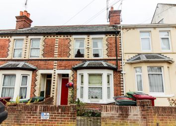 Thumbnail 3 bed terraced house for sale in Waverley Road, Reading