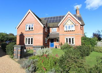 Thumbnail 5 bed detached house for sale in The Rickyard, Easenhall, Rugby
