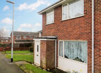 Thumbnail 3 bed end terrace house for sale in North Hills Close, Weston Super Mare