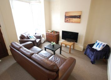 Thumbnail 4 bedroom terraced house to rent in Edmund Road (No Bills), Sheffield, South Yorkshire