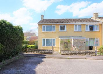 Thumbnail 3 bed end terrace house for sale in Rockliffe Avenue, Bath