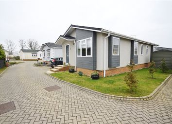 Thumbnail 2 Bed Mobile Park Home For Sale In Takeley Hatfield Broadoaks Road