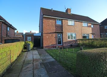 Thumbnail 3 bed semi-detached house for sale in Dunkirk Avenue, Winsford