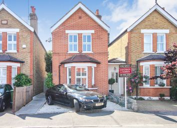 Thumbnail 3 bedroom detached house for sale in Langton Road, West Molesey