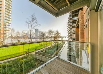 Thumbnail 2 bed flat for sale in New Providence Wharf, Fairmont Avenue, London