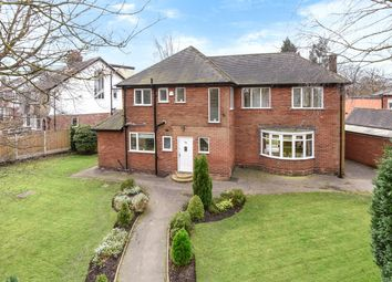 Thumbnail 4 bed detached house for sale in Primley Park Avenue, Alwoodley, Leeds