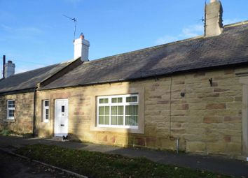 Thumbnail 2 bed cottage for sale in Front Street, Ellington, Morpeth