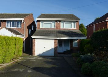 Thumbnail 4 bed detached house for sale in Curborough Road, Lichfield