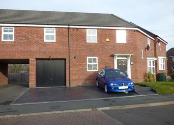 Thumbnail 3 bed terraced house for sale in Water Reed Grove, Walsall, West Midlands