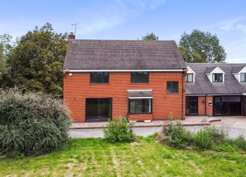 Thumbnail 4 bed detached house to rent in Heage Lane, Etwall, Derby