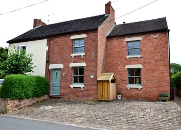 Thumbnail 4 bed semi-detached house for sale in Bentleys Road, Market Drayton