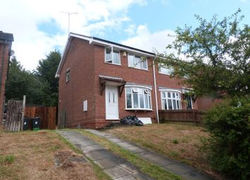 Thumbnail 3 bed end terrace house to rent in Marsh End, Kings Norton, West Midlands