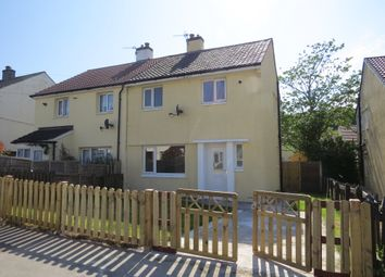 Thumbnail 3 bed semi-detached house for sale in Latrigg Road, Whitehaven, Cumbria
