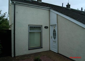 Thumbnail 2 bed end terrace house to rent in Fergusson Road, Seafar, Cumbernauld