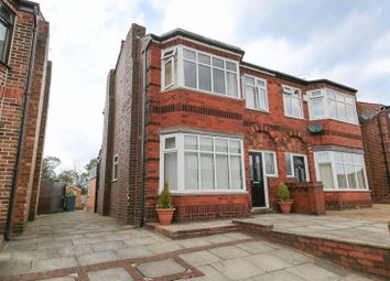 Thumbnail 3 bed semi-detached house for sale in Lessingham Avenue, Swinley, Wigan