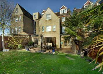 Thumbnail 3 bed flat for sale in Creffield Road, London