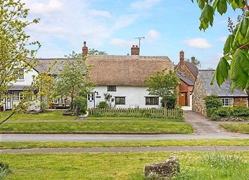 Thumbnail 3 bed semi-detached house for sale in The Green, Culworth, Banbury, Oxfordshire
