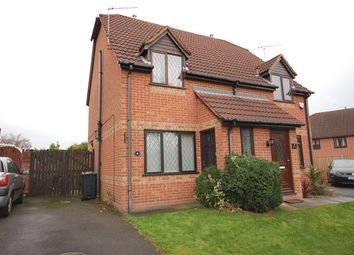 Thumbnail 2 bed semi-detached house for sale in Blackberry Way, Kilburn, Belper