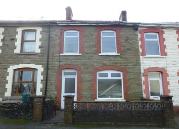 3 bed terraced house for sale in Ceidrim Road, Glanamman, Ammanford, Carmarthenshire. SA18