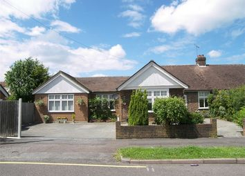Thumbnail 3 bed semi-detached bungalow for sale in Oakmere Avenue, Potters Bar