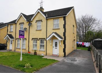Thumbnail 3 bed semi-detached house for sale in Muckle Hill View, Castlederg