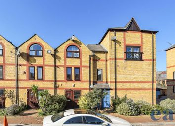 Thumbnail 4 bed town house for sale in Torrington Place, Wapping, London