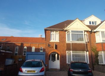 Thumbnail 4 bedroom terraced house to rent in Portswood Avenue, Southampton