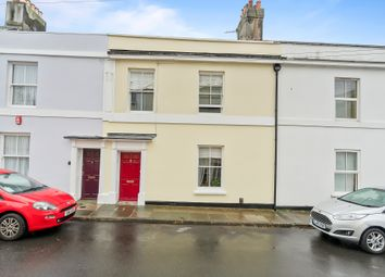 Thumbnail 4 bed terraced house for sale in Somerset Place, Plymouth