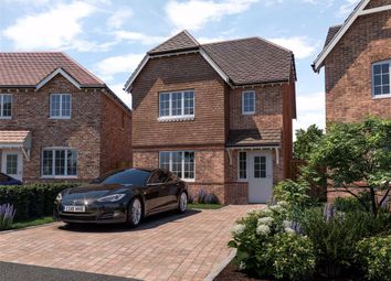 Thumbnail 3 bed detached house for sale in Heath Road, Maidstone, Kent