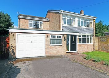 Thumbnail 5 bed detached house for sale in Cresswell Court, Hartlepool
