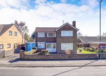 Thumbnail 4 bed detached house for sale in Robins Wood Road, Aspley, Nottingham