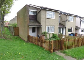 Thumbnail 2 bed end terrace house for sale in The Paddocks, Stevenage