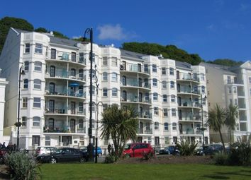 Thumbnail 2 bed flat for sale in Century Court, Queens Promenade, Douglas