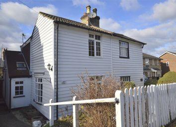 Thumbnail 1 bedroom semi-detached house for sale in Hartslands Road, Sevenoaks, Kent