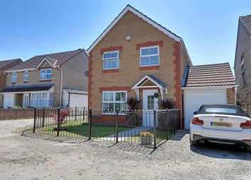 Thumbnail 4 bedroom detached house for sale in Kilcoy Drive, Kingswood, Hull