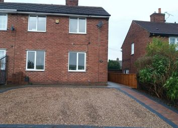 Thumbnail 2 bed semi-detached house for sale in Slack Lane, Heath, Chesterfield