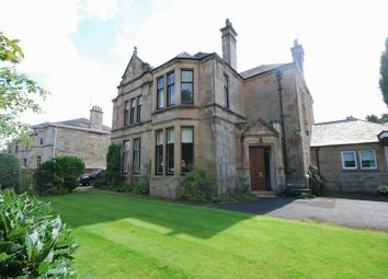 Thumbnail 2 bed flat for sale in Rowellan, 25B Bellevue Road, Ayr