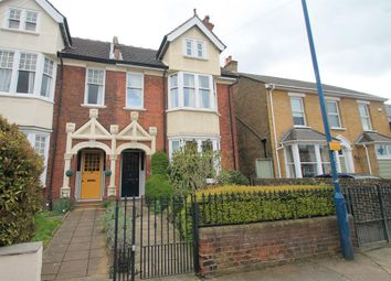 5 bed semi-detached house for sale in Darnley Road, Gravesend, Kent DA11