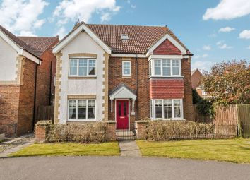 Thumbnail 6 bed detached house for sale in Rothbury Drive, Ashington