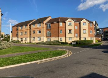 Thumbnail 2 bed flat for sale in Nightingale Crescent, Harold Wood, Romford