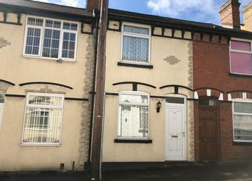 Thumbnail 2 bed terraced house to rent in Pound Road, Wednesbury