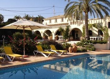 Thumbnail 6 bed villa for sale in Benissa Coastal, Valencia, Spain