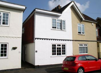 Thumbnail 2 bed semi-detached house for sale in Primrose Road, Hersham, Walton-On-Thames