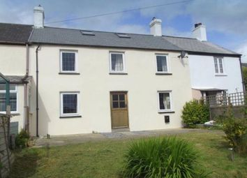 Thumbnail 4 bed terraced house for sale in Milton Abbot, Tavistock, Devon