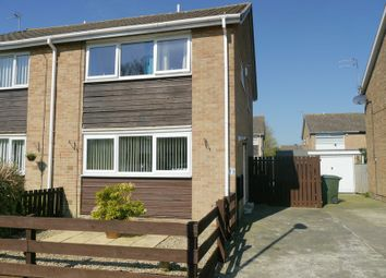 Thumbnail 3 bed semi-detached house for sale in Lynfield Court, Newcastle Upon Tyne